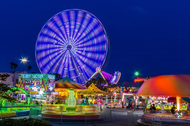 San Joaquin County Fair in Stockton